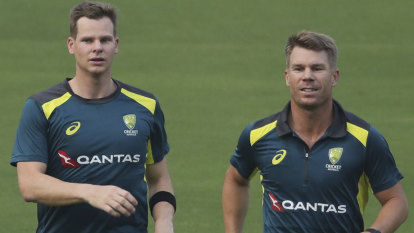 'Don't go overboard': South African cricket chief urges fans to respect Warner and Smith