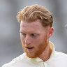 Ben Stokes (left) will miss the rest of the Pakistan series to travel to New Zealand.