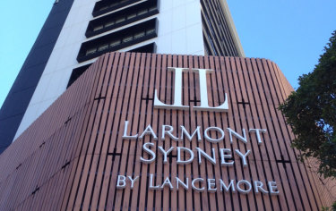 Larmont Hotel in Sydney's Potts Point could garner up to $60 million for its Singapore owners.