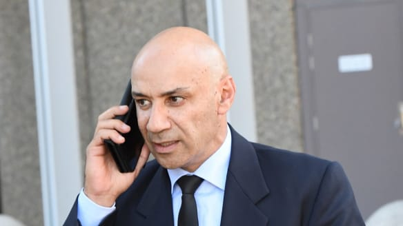 Moses Obeid takes action to prevent winning judgment being published
