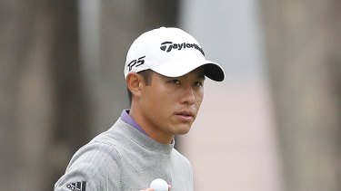 Collin Morikawa broke through for a spectacular PGA Championship win in California last month.