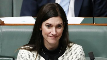 Liberal MP Nicolle Flint blames GetUp for creating a toxic culture.