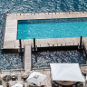 Floating pool plan to turn Sydney Harbour into Lake Como