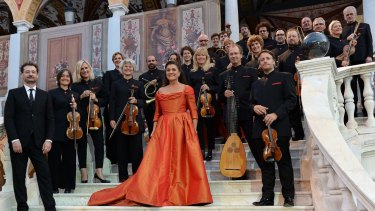 Cecilia Bartoli: superhuman accuracy and articulation, combined with passion and sensitivity.