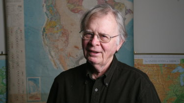Dr Wallace Broecker in 2010.