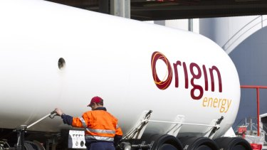 Origin is one of the largest shareholders in APLNG, which bought Origin's underperforming Ironbark project.