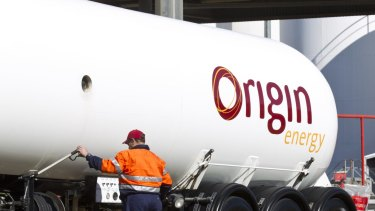 Origin is one of the largest shareholders in APLNG.