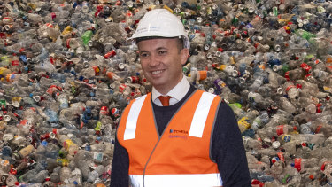 Environment Minister Matt Kean will introduce a discussion paper on reducing plastic waste by the end of the year.