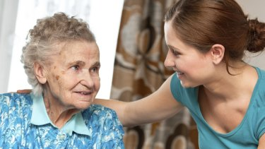 The royal commission is examining the funding and financial arrangements in aged care.