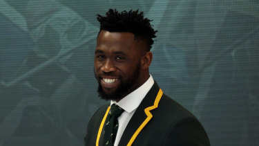 Skipper Siya Kolisi has recovered from injury to take his place in the squad.