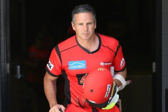 Brad Hodge has expressed interest in the job.