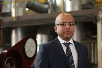Sanjeev Gupta's group of companies employs 35,000 people in 30 countries, including Australia.