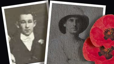 Lance Corporal James Rolls and Private Hedley MacBeth