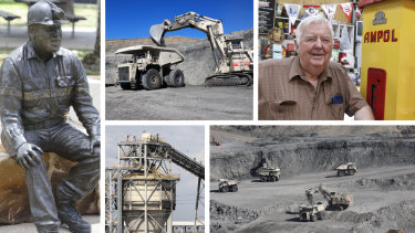 Coal country homepage image.