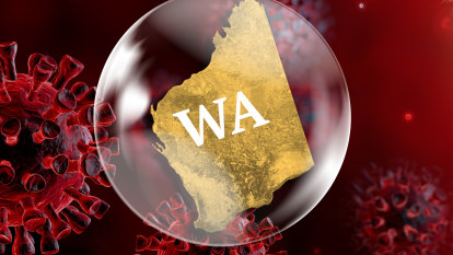 WA border with Victoria softened after another day of no community cases
