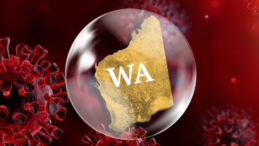 Premier Mark McGowan has been pushed hard to re-open WA's borders - the ones inside and to the outside.