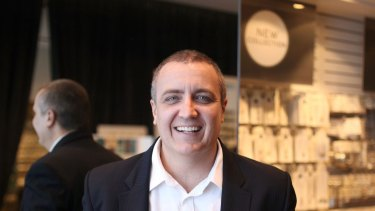 Shane Fallscheer is chief executive of Lovisa.