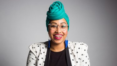 Yassmin Abdel-Magied said she is being deported from the US.