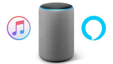 Apple Music now works with Alexa on Amazon's Echo speakers.
