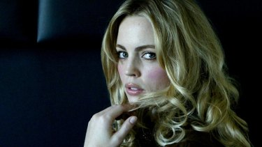 Melissa George stars in the new Australian drama, Bad Mothers.