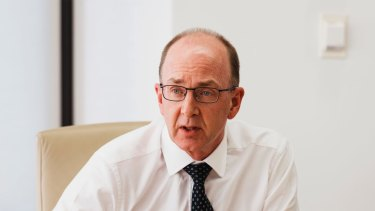 Australian Institute of Company Directors chief Angus Armour.