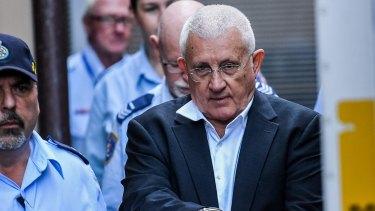 Millionaire property developer Ron Medich was found guilty of the murder of Michael McGurk.