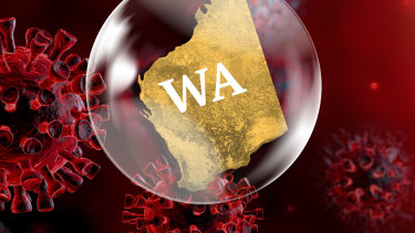 WA has so far managed to stay safe in its COVID-free bubble, but what will happen when we let the virus in?