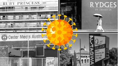 What are the lessons from Australia's biggest outbreaks so far?