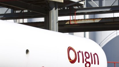 Origin hits new gas revenue record