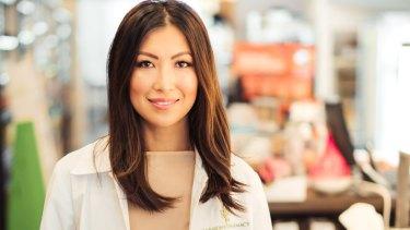 Sydney pharmacist Katherine Gong.