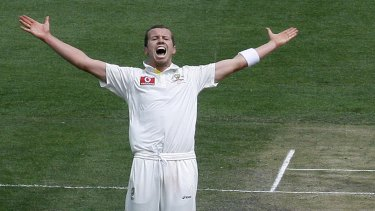 Could Peter Siddle make a shock return to the Test squad?
