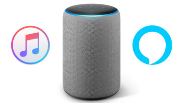 Apple Music now works with Alexa on Amazon's Echo speakers.