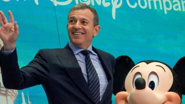 Bob Iger, chairman and chief executive office, of Disney.