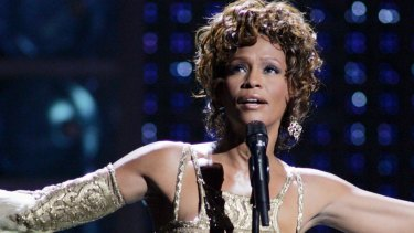 Whitney Houston in September 2004. She died of accidental drowning in February 2012.
