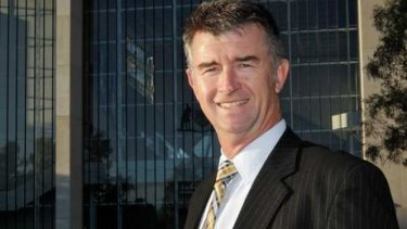 Tim Mander is among those LNP members taking Moreton Bay Regional Council to court over election signage.