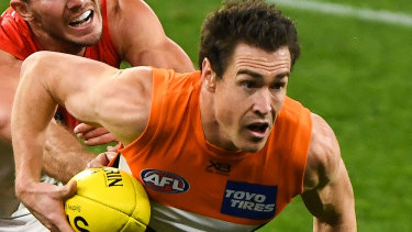 Jeremy Cameron is set to leave GWS.