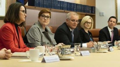 Morrison government to splash billions to fix 'women problem' in budget