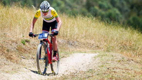 McConnell to lead Canberra charge at mountain bike worlds