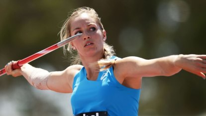 Kelsey-Lee Barber uses Brisbane comeback as Olympic launching pad
