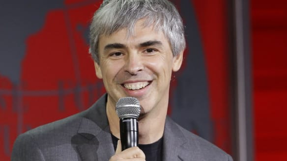 Where is Larry? Google's co-founder's mysterious disappearance from public life