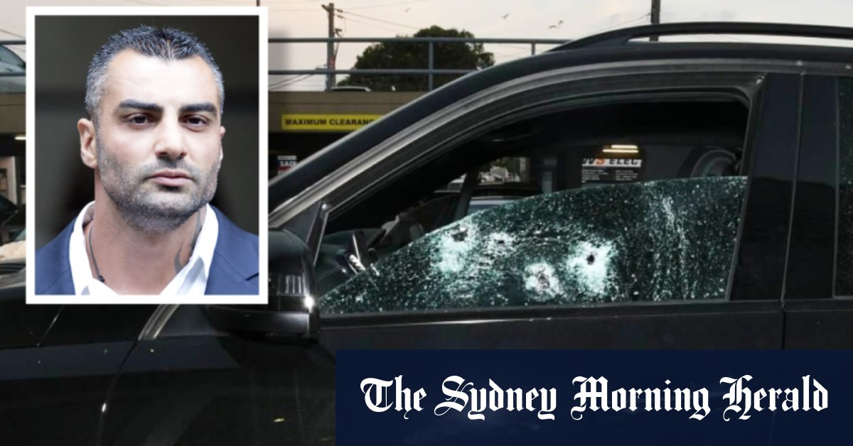Men found not guilty over Mick Hawi shooting murder – Sydney Morning Herald