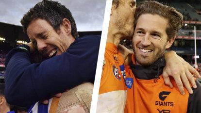 'It's OK to be jealous, Cal': Bob Murphy talks to injured GWS captain