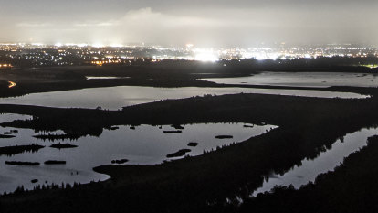 Eastern suburbs council darkens the night sky to reduce light pollution