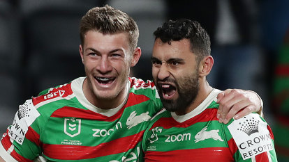 'I never wanted to leave': Johnston signs new deal to stay with Rabbitohs