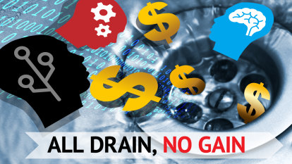 All drain, no gain: Why WA is digging itself a huge hole by snubbing startups