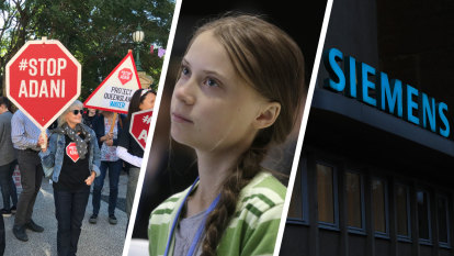 Siemens stares down Thunberg supporters, votes to stick with Adani project