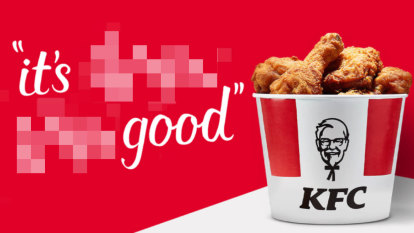 KFC suspends 'It's Finger Lickin' Good' slogan amid pandemic