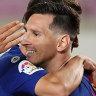 Messi nets 700th with ice-cool panenka, Ronaldo rocket sparks Juve