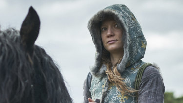 A puppeteer wronged: Mia Wasikowska in Judy & Punch.