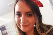 Courtney Herron, 25, whose body was found in Royal Park on Saturday morning.